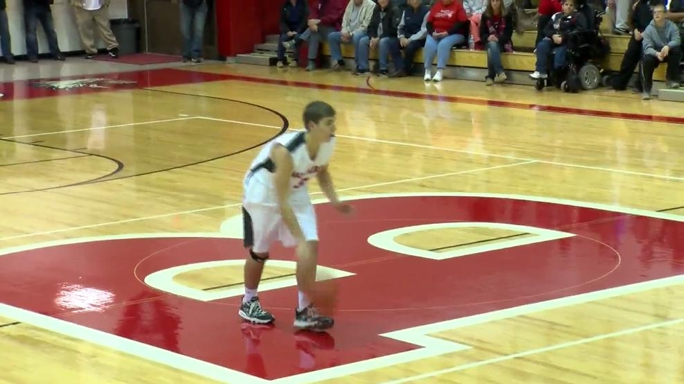 12.4.15 Highlights - St Clairsville Vs Bellaire - Boys Basketball