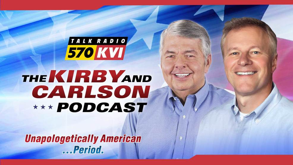 Kirby and  Carlson Podcast November 6, 2019