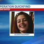 OPERATION QUICKFIND: Alexis Haupert