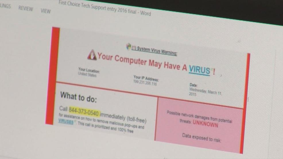 Feds Tech Support Scam Busted In Palm Beach County Wpec