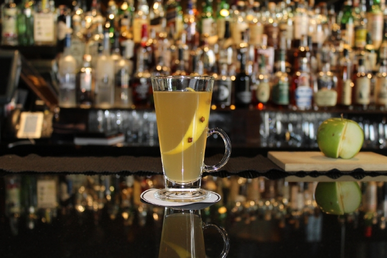 All those made-up food and drink holidays may be a marketing ploy, but Hot Toddy Day (January 11) can't come at a more fitting time. The holidays are over, and the long, cold, depressing winter looms before us. D.C. bartenders are turning up the heat with boozy beverages tricked out with citrus juices, teas, infused spirits, honey and spices that are perfect après-ski or after work. Grab a mug and get steeped! (Image: Courtesy The Rye Bar)