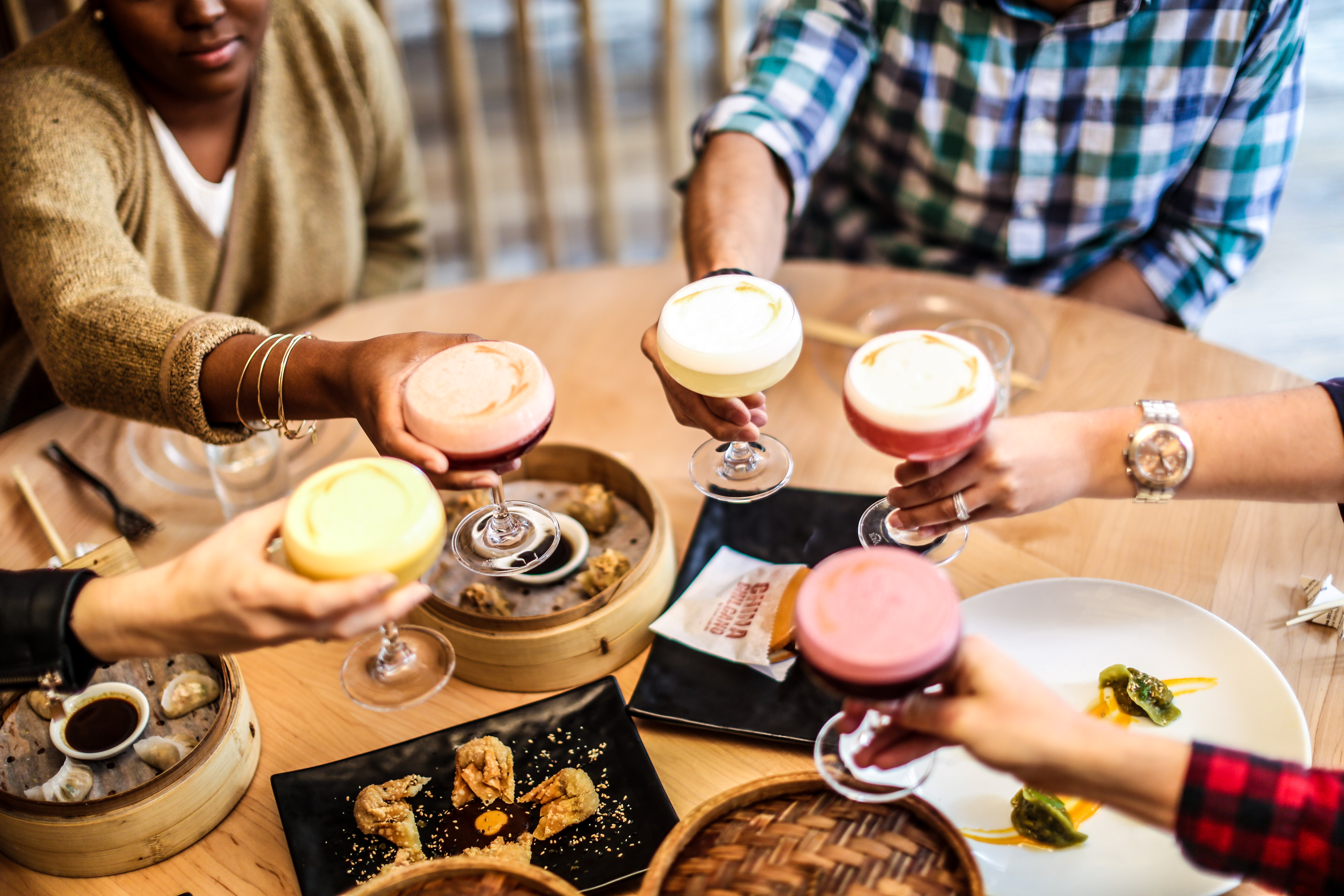 The first Saturday in February is always National Pisco Sour Day in Peru, and China Chilcano is celebrating here in D.C. with $5 Pisco Sours! (Image: Farrah Skeiky/ Courtesy China Chilcano)
