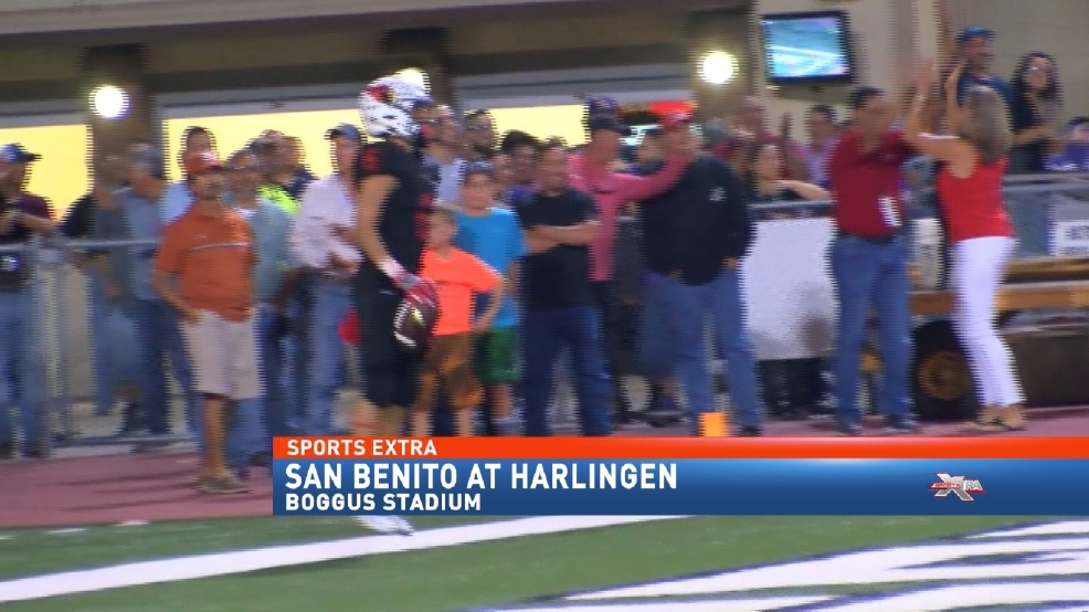 Harlingen Rallies For Comeback Victory In Battle Of The Arroyo