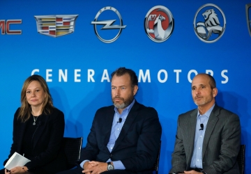 General Motors exudes optimism, raises outlook for 2017