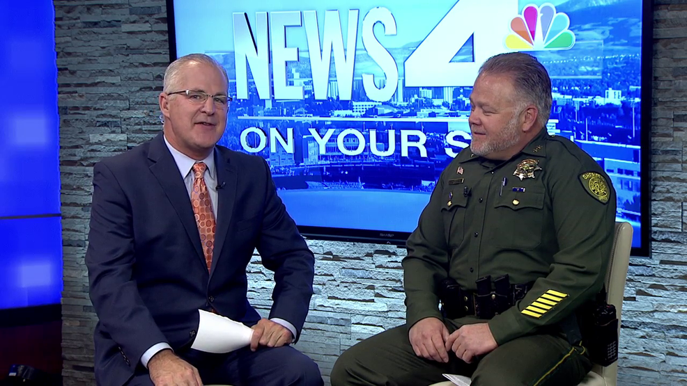 News 4 Interview: Washoe County Sheriff's Office goes 'No Shave