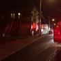 Residents evacuated due to house fire in Troy