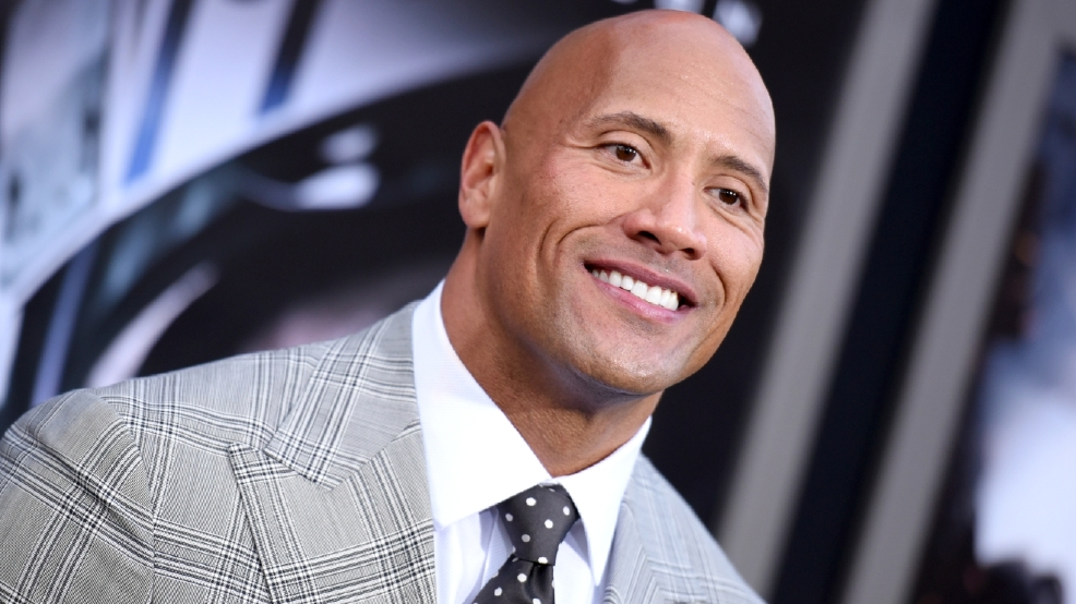 Report: Dwayne Johnson is People's 2016 Sexiest Man Alive