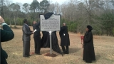 Historical marker unveiled at early black church in Columbia