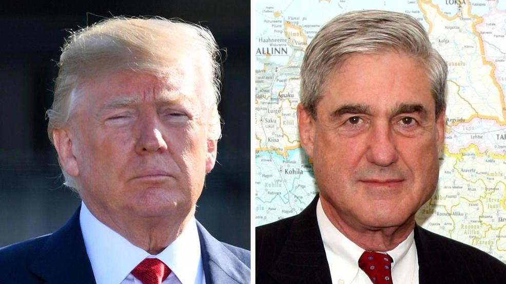 Expected to be included in the report tomorrow is Attorney General William Barr's four-page summary of the Mueller Report, which he provided to the Trump administration months ago when it was decided President Trump did not collude with Russia. (Associated Press)<p></p>