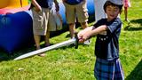 Hot weather doesn't keep crowd away from Eugene Scottish Festival