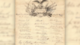 Abraham Lincoln document from Civil War up for sale