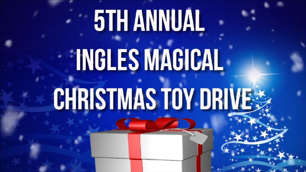 Ingles Magical Christmas Toy Drive | WLOS
