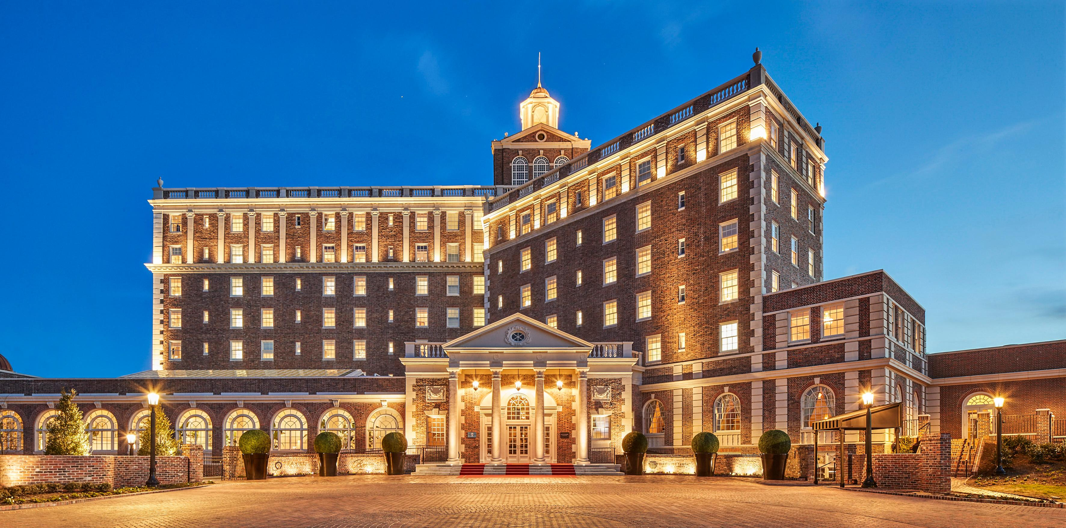 After an $85 million renovation, The Cavalier Hotel reopened in March.{ } (Image: Robert Benson)