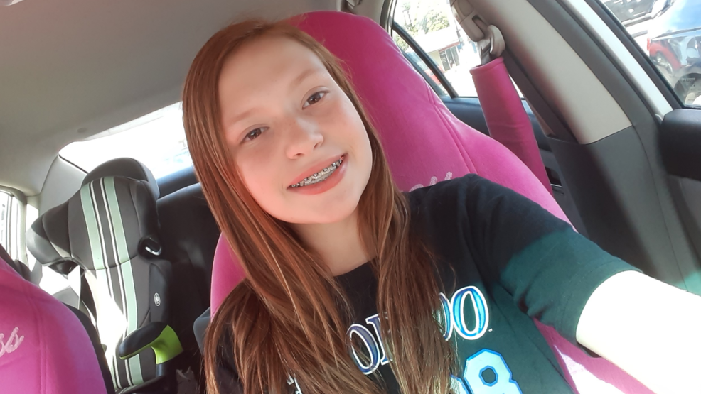 APD searching for missing 12-year-old girl | KVII