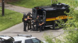 Green Township standoff ends with suspect in custody