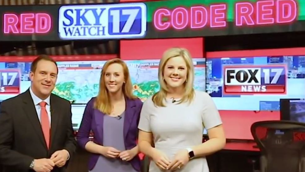 Breaking down Code Red weather alerts on FOX 17 News ...