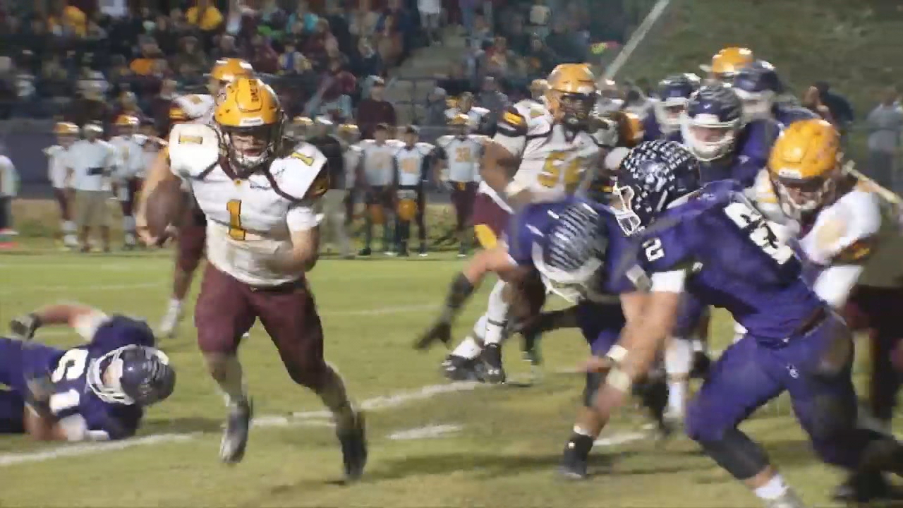Beyond the Scoreboard: Final WNC WLOS Top 10 Football Poll(Photo credit: WLOS Staff)