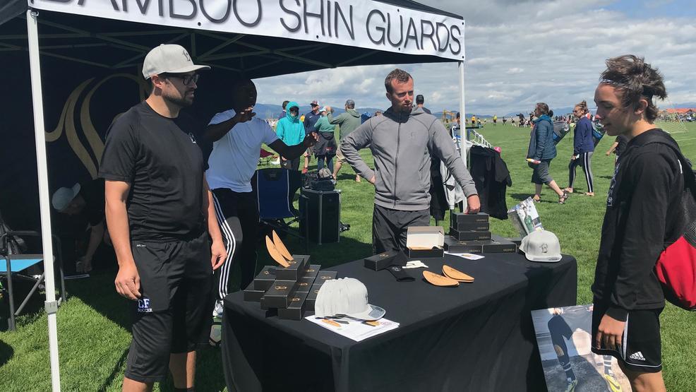 69ba852d7179 Whitefish soccer company creates innovative shin guards