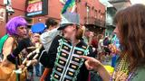 From satirical to silly, walking clubs spice up Mardi Gras