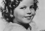 In this November 1936 file photo, 8-year-old movie star Shirley Temple is portrayed in Hollywood, Calif. (AP Photo/File)