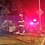 Fire Officials: 1 person dead, another injured after fiery crash in NW DC