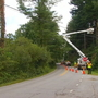 Crews working to restore power across the Carolinas