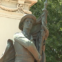 What is the future of Confederate monuments in Arkansas?