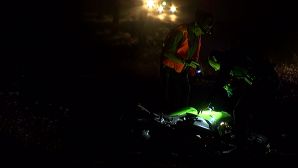 Motorcycle accident closes highway 238 | KTVL