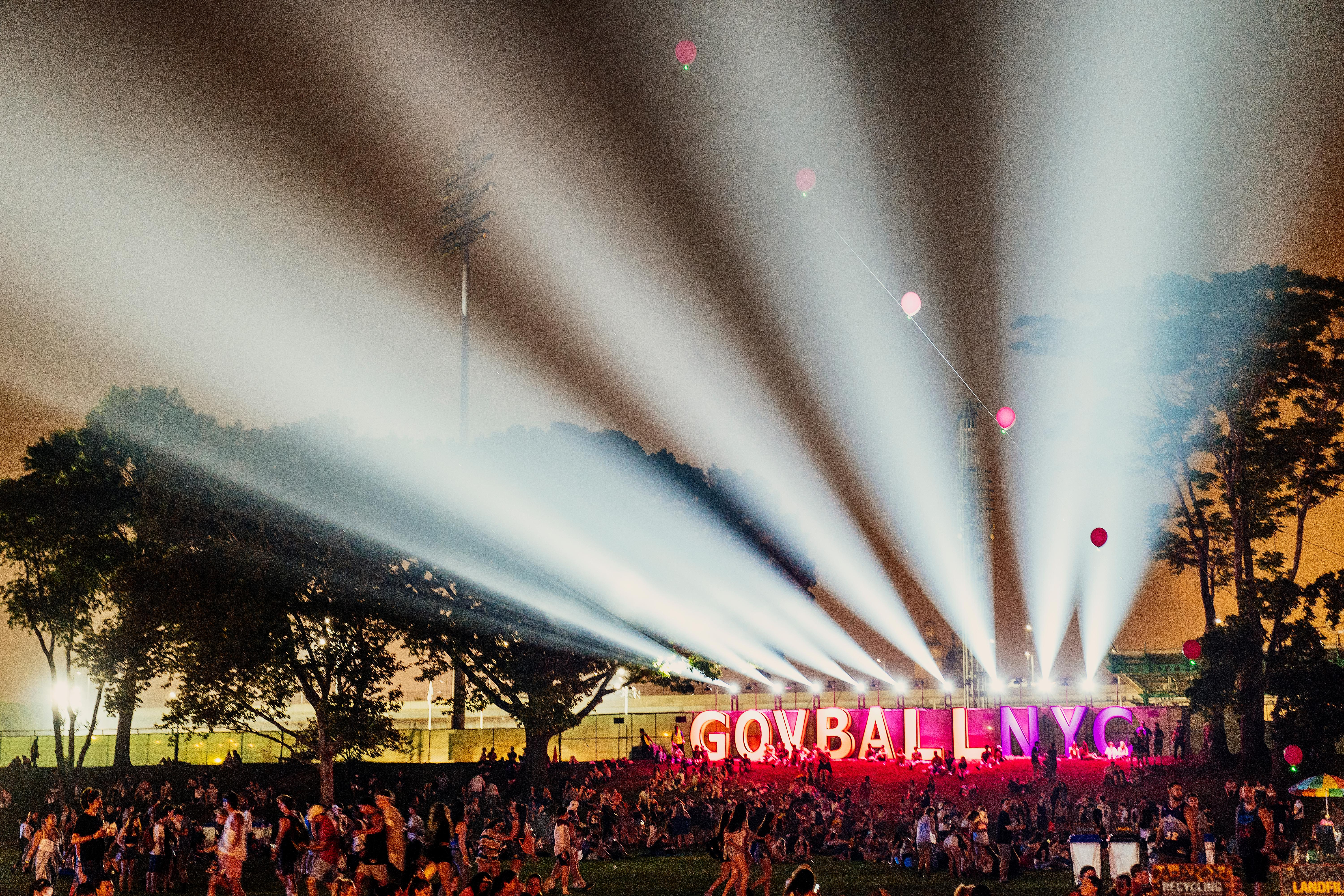 The Governors Ball. Photo by Greg Noire<p></p><p></p>
