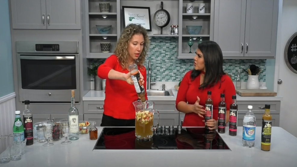 Holiday Drinks with Anna's Kitchen | WJAR