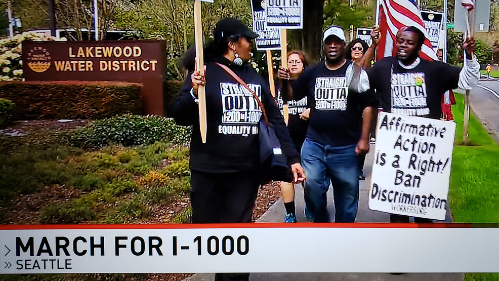 Labor unions versus tech workers on I-1000 vote