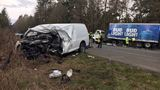Highway 3 reopens in Kitsap County after deadly crash