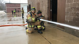 PHOTO GALLERY: Initiative trains veterans to be firefighters