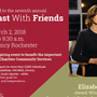 ABC's Elizabeth Vargas headlining CCCS Rochester event