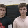 Panther Valley Twin Wrestlers