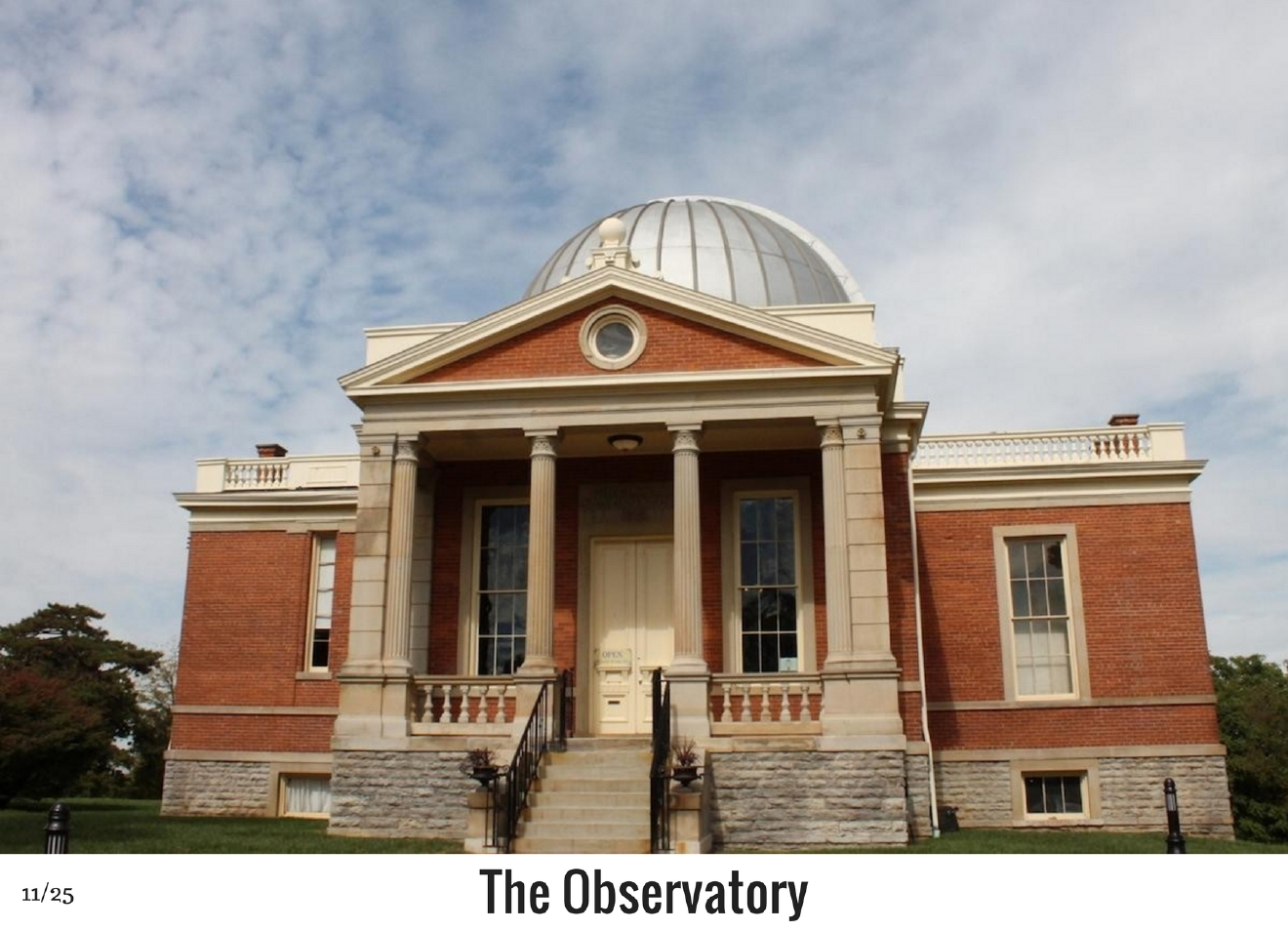 WHAT: The Observatory / WHERE: 3489 Observatory Place, Hyde Park 45208 / Image: Rose Brewington / Published: 10.27.16