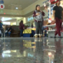Shoppers brave crowds at Hilltop Mall to get last minute Christmas gifts