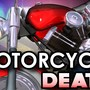 Police: Driver dies after being thrown from speeding motorcycle that crashed in Md.