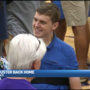 Ryan Custer, WSU basketball player, speaks for the first time since accident