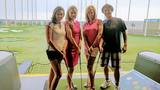 GMC crew takes a swing at the games and food at Topgolf