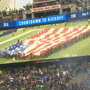 3 Seahawks leave field prior to national anthem