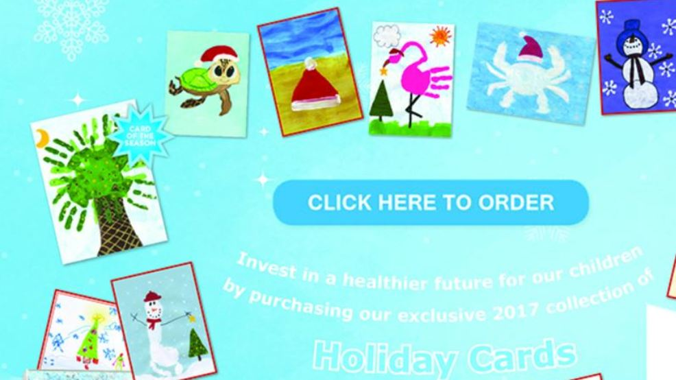 kids helping kids holiday cards available now - Holiday Cards 2017
