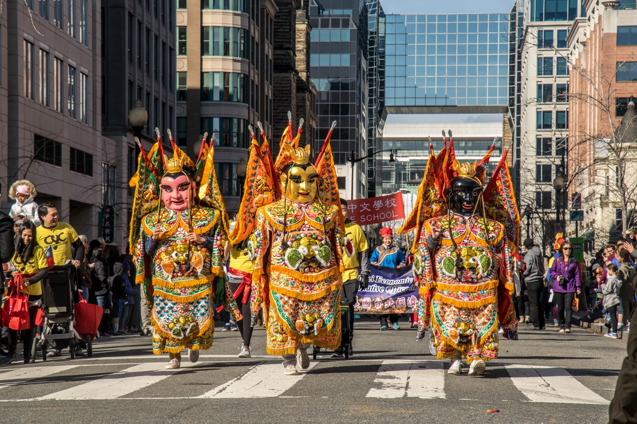 On February 5, the year of the pig will begin, and the Chinese Consolidated Benevolent Association is celebrating with a parade from{ }from 6th and I streets NW to 6th and H streets NW.{ } (Image: Brandon On)