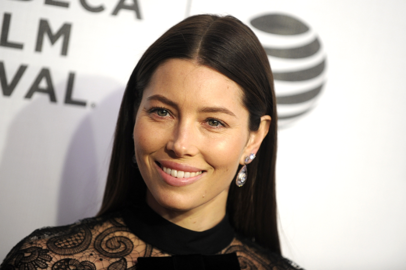 2016 Tribeca Film Festival - 'The Devil And The Deep Blue Sea� premiere at BMCC John Zuccotti Theater - Arrivals  Featuring: Jessica Biel Where: New York, New York, United States When: 14 Apr 2016 Credit: Dennis Van Tine/Future Image/WENN.com  **Not available for publication in Germany, Poland, Russia, Hungary, Slovenia, Czech Republic, Serbia, Croatia, Slovakia**