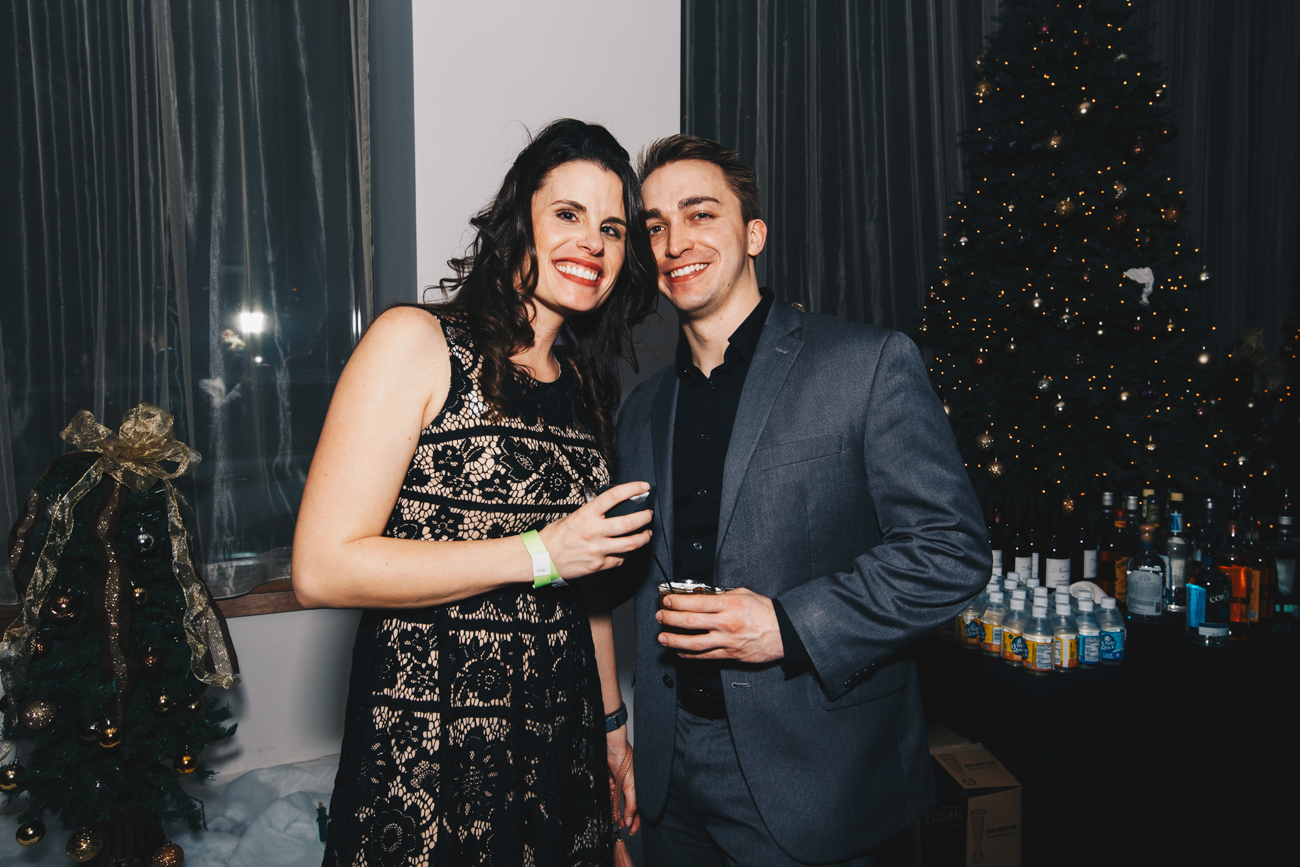 Danielle Vuittonet and Sam Ragan / Image: Catherine Viox // Published: 1.1.19