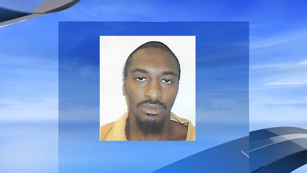 Michael Junior Gilchrist, 26, is wanted in connection with the home invasion in Marion. (Marion police. WPDE background)