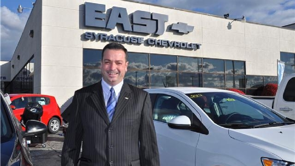 East Syracuse Chevrolet >> Local Success Story: Longtime employee buys East Syracuse Chevrolet   News, Weather, Sports ...