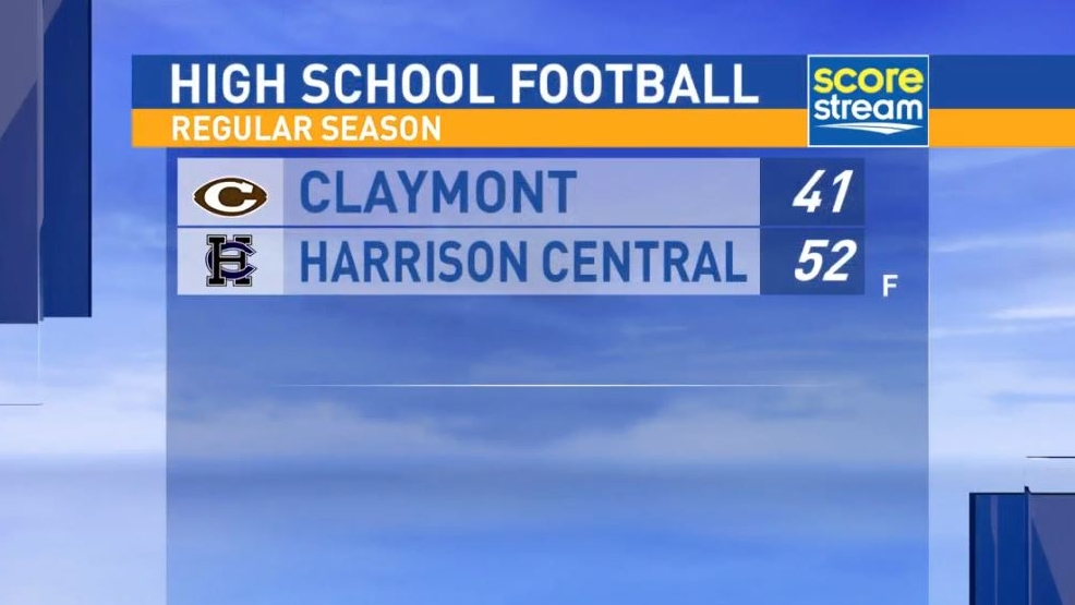 8.26.16 Highlights: Claymont at Harrison Central