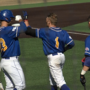 Home runs carry UNK to season series sweep of Fort Hays