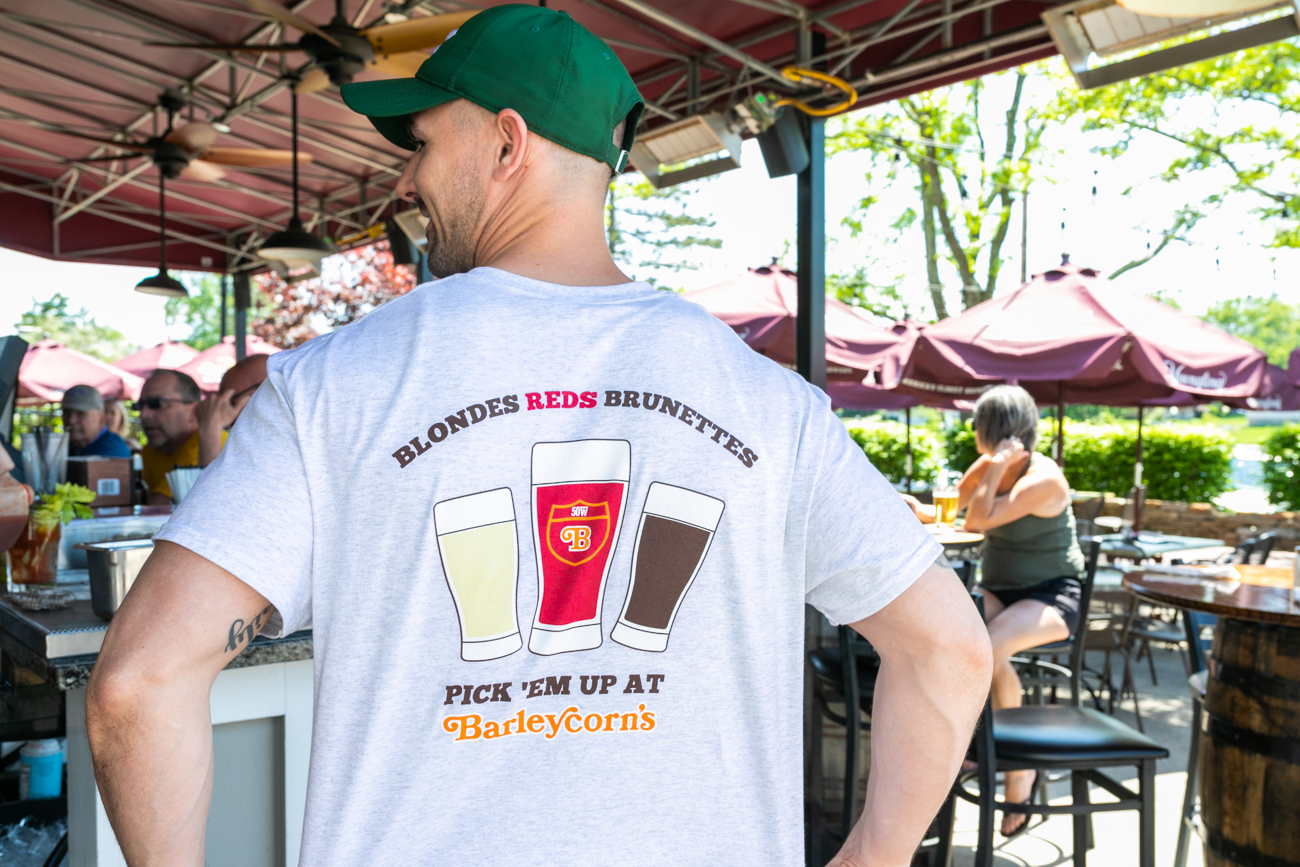 For more than 44 years, Barleycorn's has been a staple in Northern Kentucky, serving locals with a smile (and by name!). This summer, Barleycorn's is introducing a new 50 West beer available exclusively at its restaurants. On May 15th in Florence and May 22nd in Cold Spring, you can try the new Barleycorn's Red Lager for $2 a pint, talk with the brewmaster, and get some sun on the patio while sipping your Red Lager. ADDRESS: 1073 Industrial Road (41076) / Image: Amy Elisabeth Spasoff // Published: 5.15.19